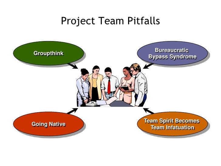 take an off-site break as a team from the project