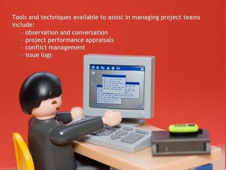 Managing Project Teams<br />