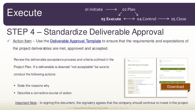 Project Management Plan Methodology