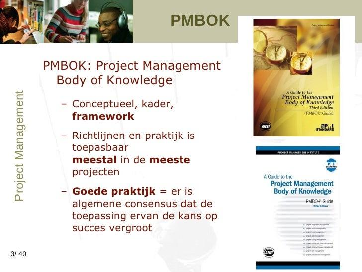 Project Management Meth V1 2006 Slide 3
