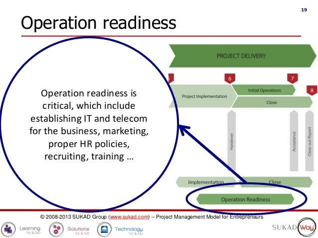 Organizational Readiness Assessment
