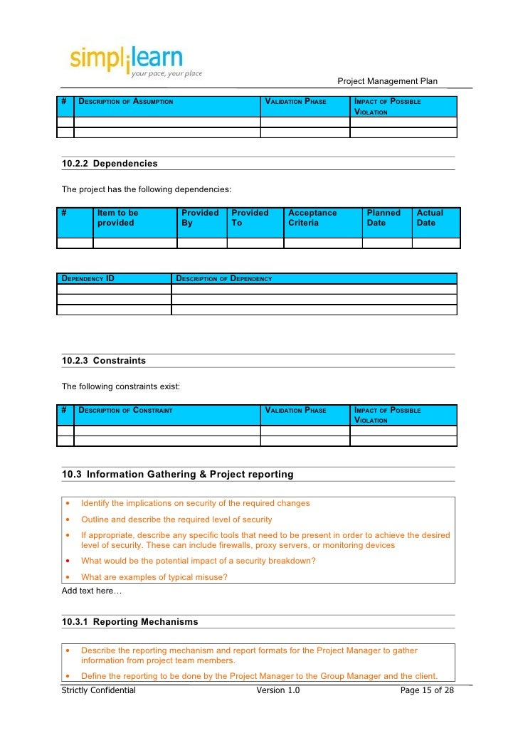 project acceptance form template - Selo.l-ink.co