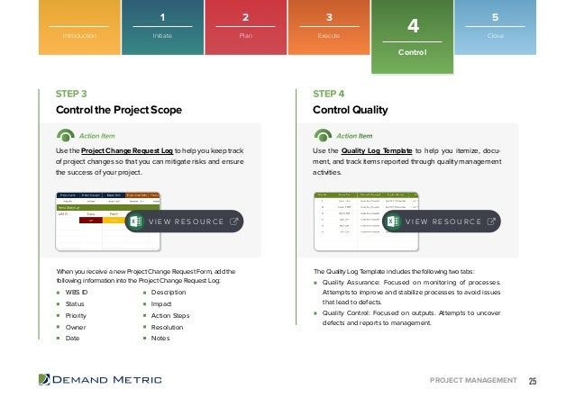 Project Management Playbook