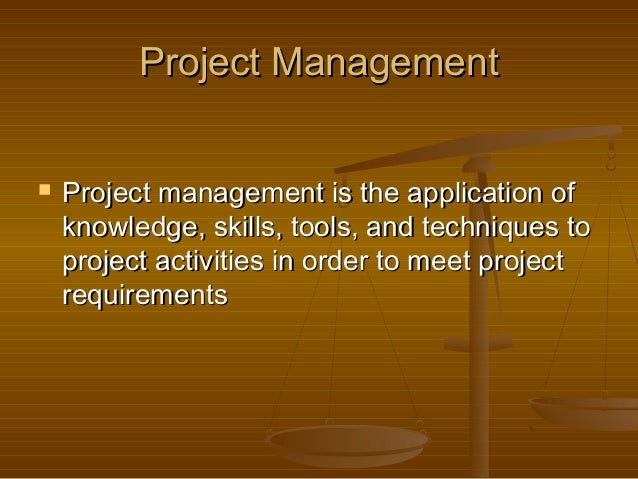 project management non repetitive Initiating the project the project management  identification of repetitive planning patterns which can be followed in other projects, thus simplifying the .