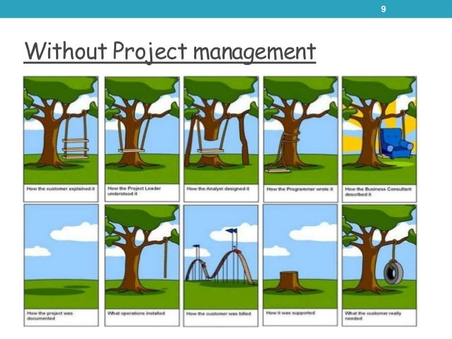 lesson 9 project management principles The project management body of knowledge is a set of standard terminology  and guidelines (a  'good practice' means there is a general agreement that the  application of the knowledge, skills, tools, and techniques can enhance the  chance.