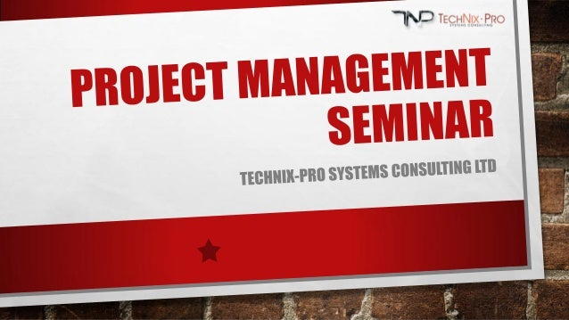 ABOUT US •  is a leading provider of training solutions in the area of project management and IT service management best p...