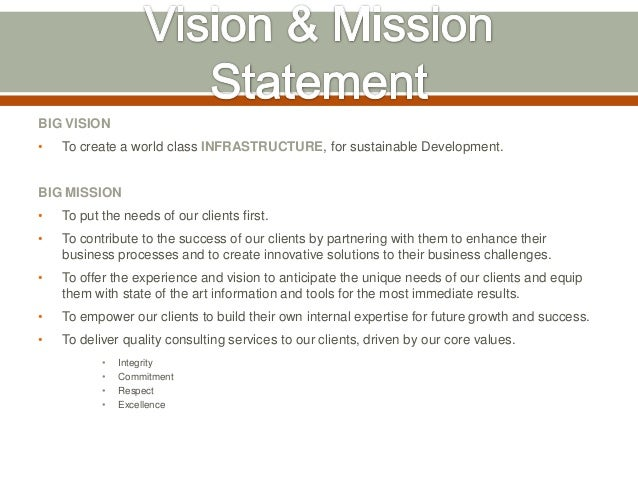 Project management services pmc for construction industry - Project management office mission statement ...