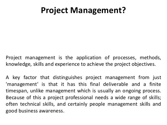 Project Management Tools And Techniques Pert Project Evaluation And