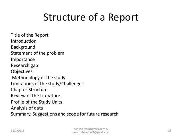 Research Methodology For Project Work For Undergraduate Students