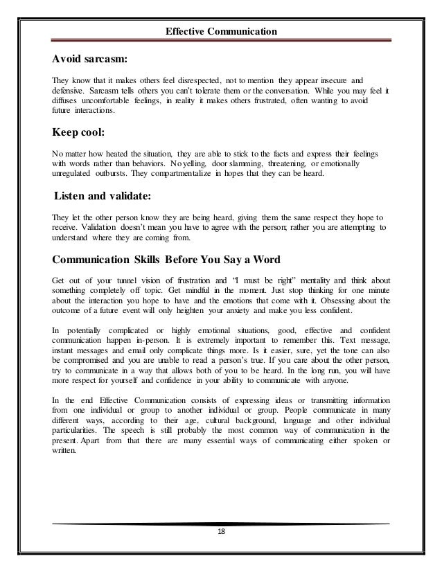 communication process worksheet essay Viously taught communication process lesson have you ever written a research paper or an essay the writing process breaks down the writing activity into.