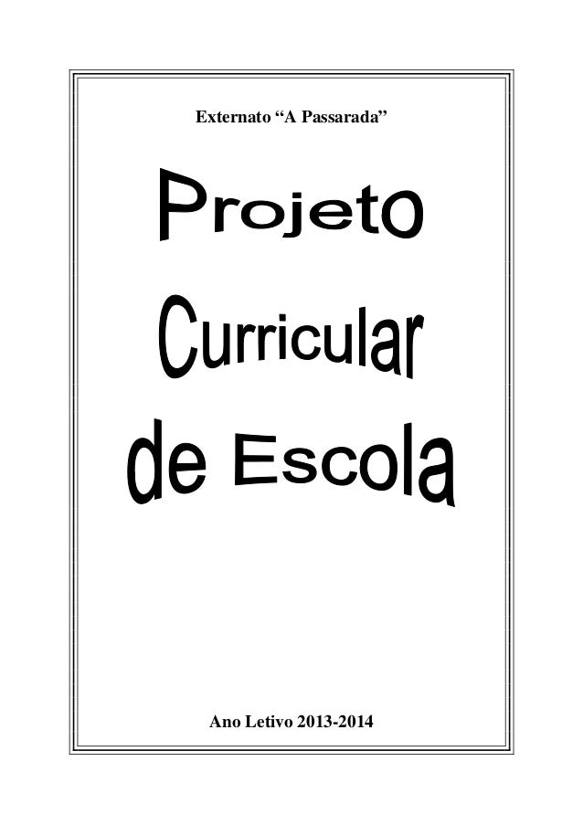 "Externato ""A Passarada"" Ano Letivo 2013-2014"