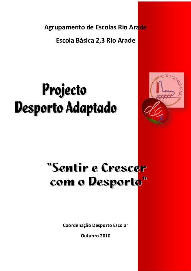 Agrupamento de Escolas Escola Básica 2,3 Rio Arade Coordenaç Agrupamento de Escolas Rio Arade Escola Básica 2,3 Rio Arade ...
