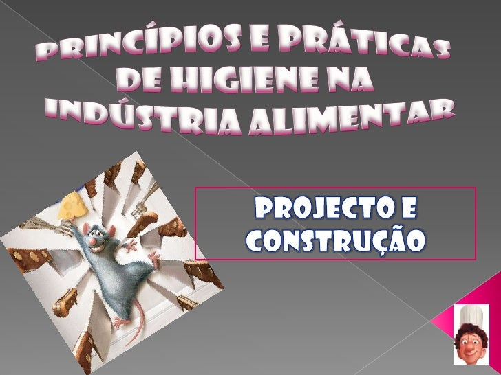 As instalações deverão ser projectadas de modo a:        Permitir o desenvolvimento de todas as operações em       adequad...