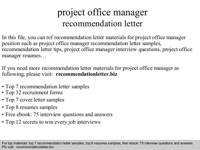 interview questions office manager