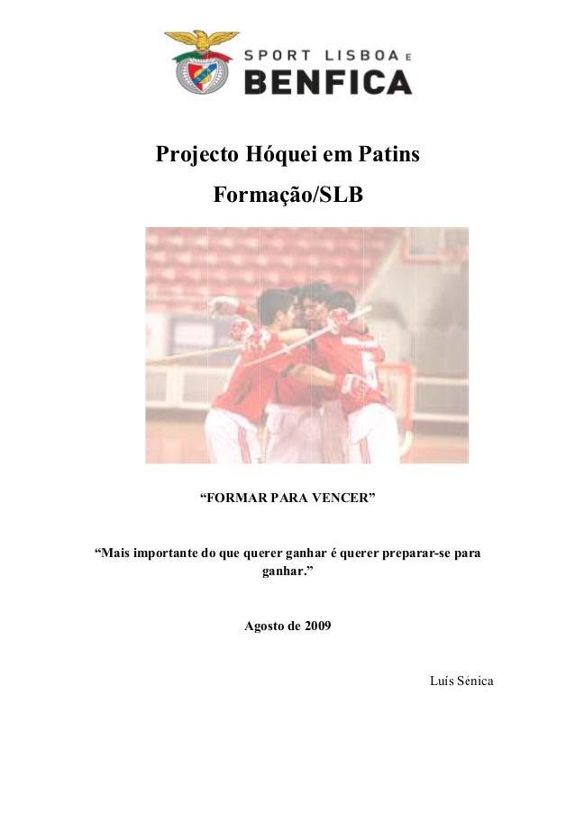 Proje            ecto H                 Hóquei em P                      i    Patins                                s     ...