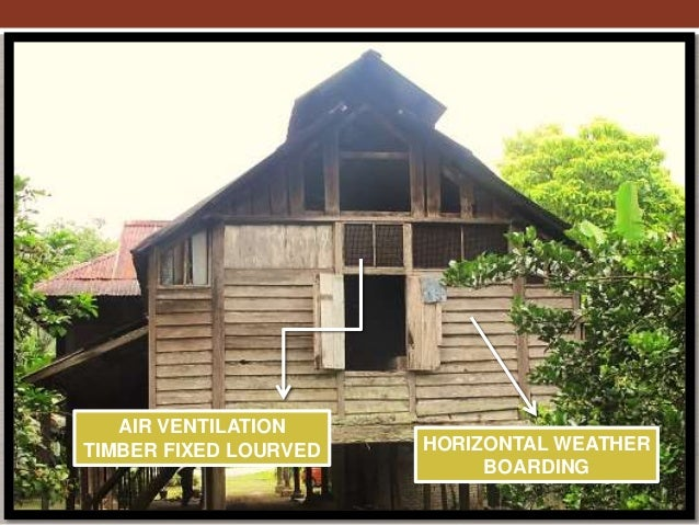 Project Of Traditional Malay House