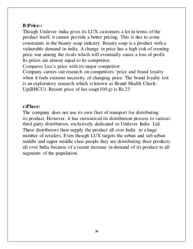 marketing plan: lux soap essay Marketing plan essay m-x251 marketing plan in this paper, team a will represent the top marketing team for the corporation general dynamics they will present a brief overview of general dynamics, and describe a new product that the company will be selling in the near future.