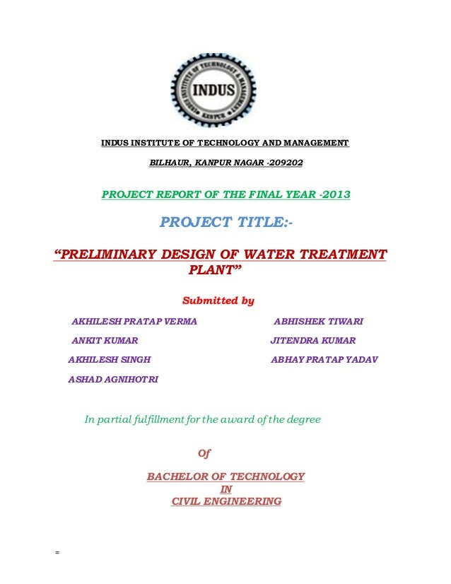 = INDUS INSTITUTE OF TECHNOLOGY AND MANAGEMENT BILHAUR, KANPUR NAGAR -209202 PROJECT REPORT OF THE FINAL YEAR -2013 PROJEC...