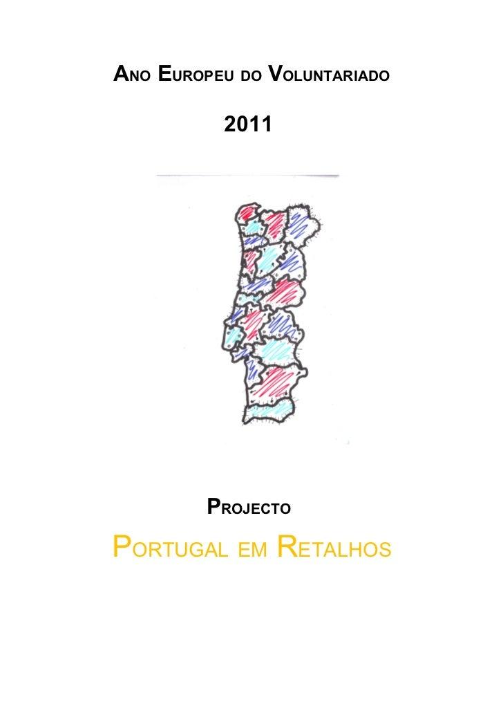 Projecto Portugal em_Retalhos