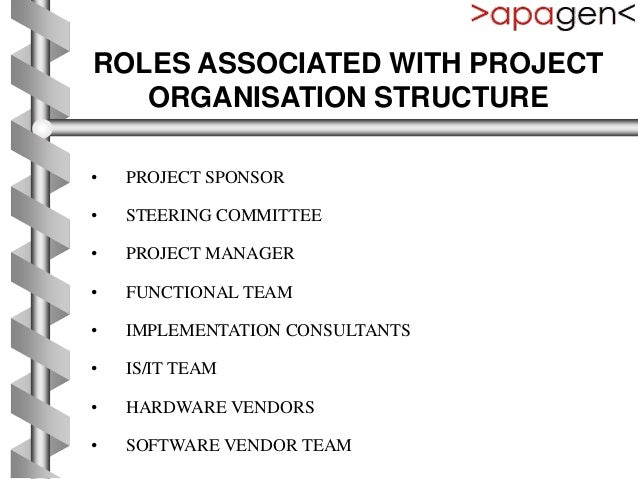PROJECT ORGANISATION STRUCTURE AN ACTIVITY OF PARAMOUNT IMPORTANCE 5