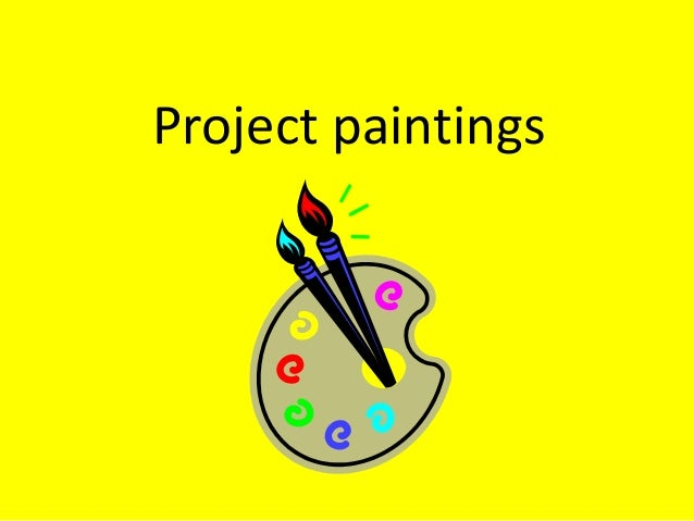 Project paintings