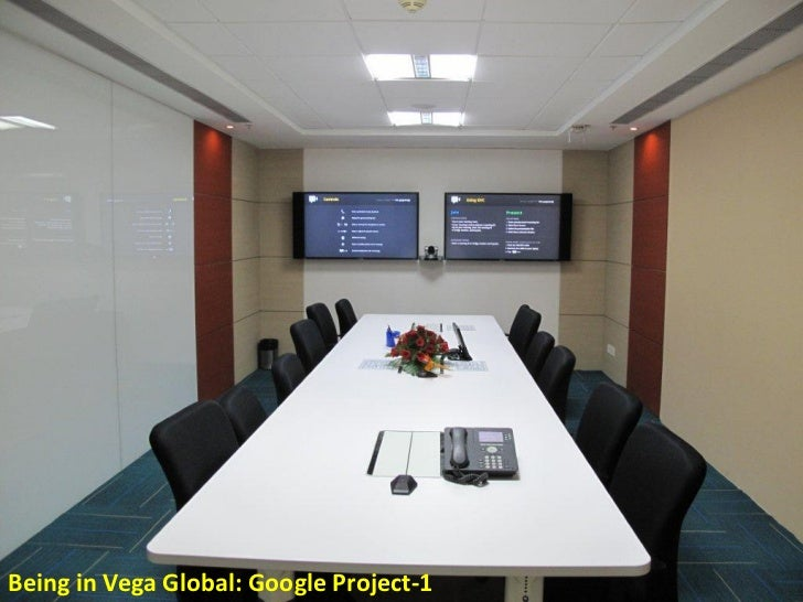 Being in Vega Global: Google Project-1