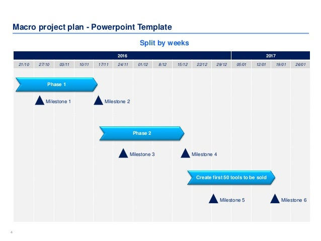 Project Plan Templates In Powerpoint Excel - Project plan template excel 2016