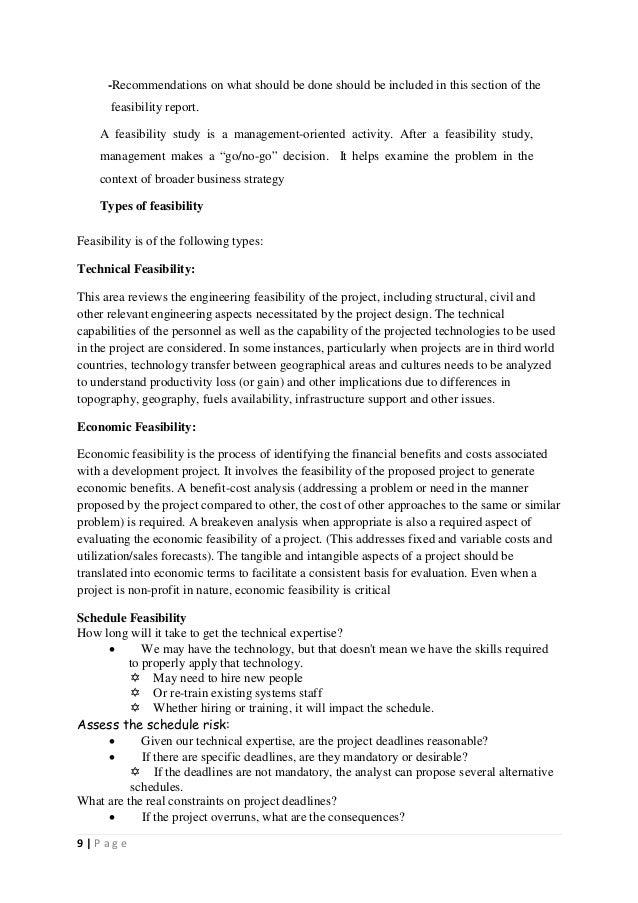 Feasibility analysis template idealstalist feasibility analysis template wajeb Gallery