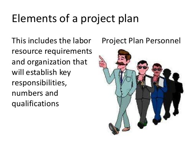 Project planning and project work plan – Project Planning