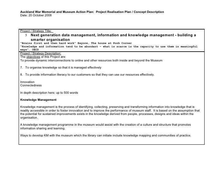 knowledge management plan template - Kubre.euforic.co