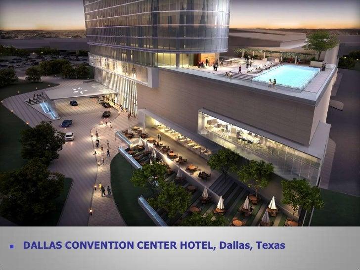 DALLAS CONVENTION CENTER HOTEL, Dallas, Texas<br />
