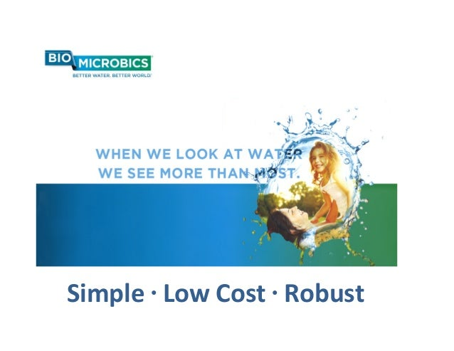 Simple ● Low Cost ●  Robust
