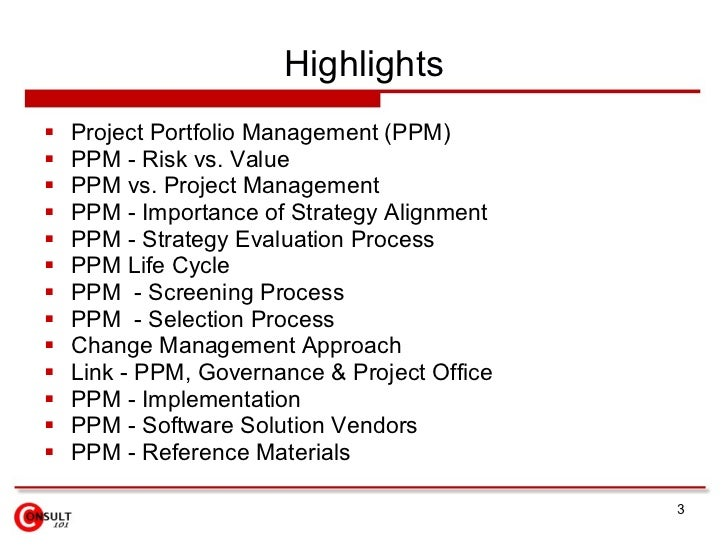 How to Evaluate and Compare Project Portfolio Management (PPM) Software Tools