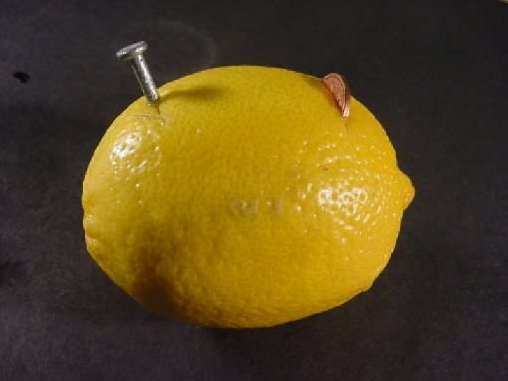 What Is the Lemon Battery Hypothesis?