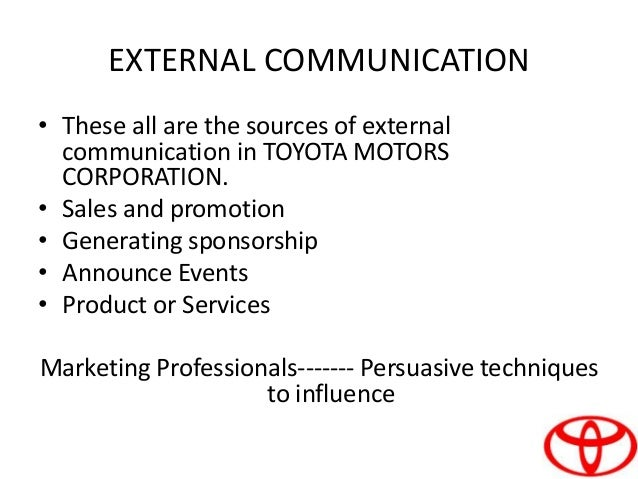 General Motors External