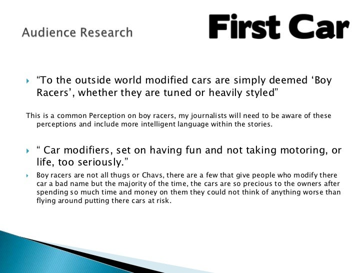 """   """"To the outside world modified cars are simply deemed """"Boy    Racers"""", whether they are tuned or heavily styled""""This i..."""
