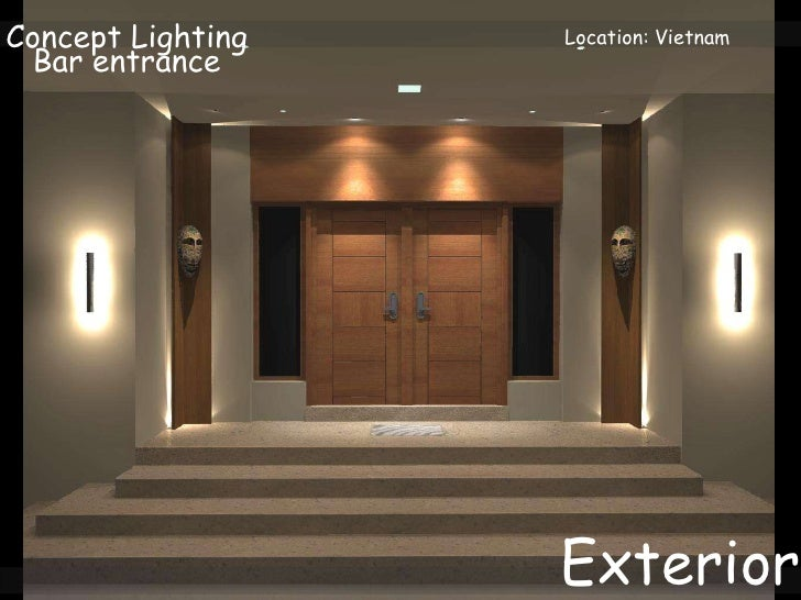 Lighting design projects presentation by telcs