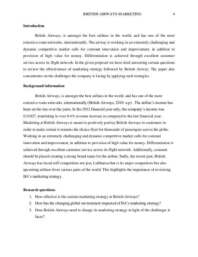 Innovation proposal essay