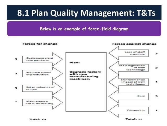 8.1.2.8 Meetings 8.1 Plan Quality Management: Tu0026Ts; 19.