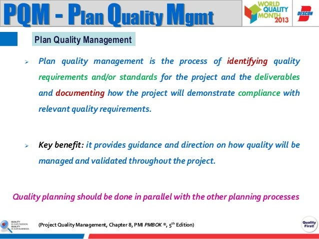 pqm identifying processes Pqm total pqm score = price-score + productivity-score + quality-  key  enhancements to pqm effective  key features of eci models identified by bca   used to facilitate integration of design and construction process.