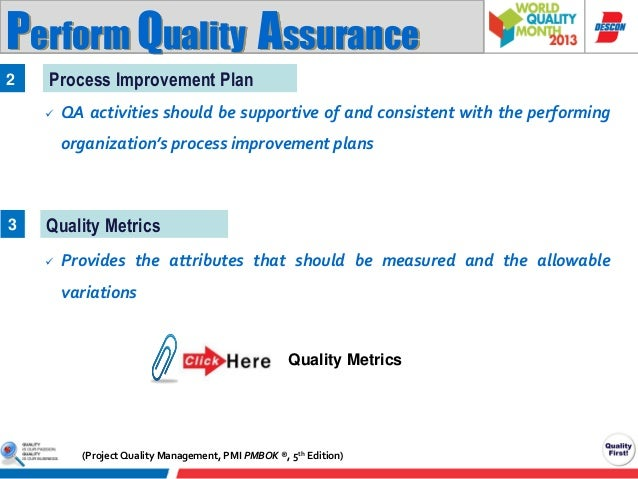 pm0017 project quality management Master the quality management tools of the project to optimize the project's success.