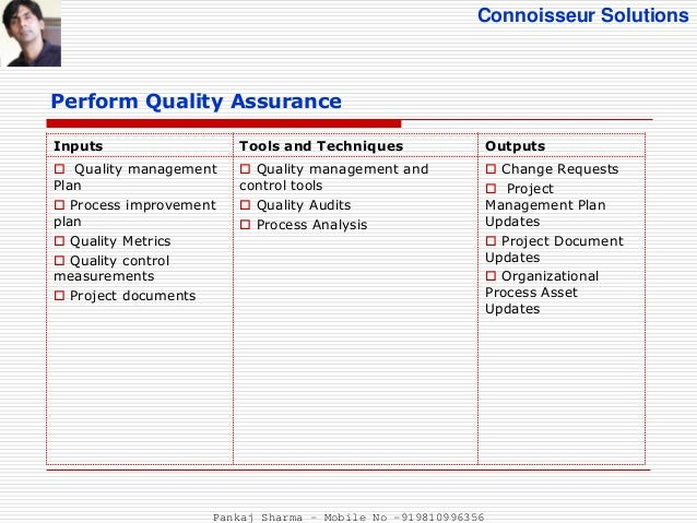quality assurance plan templates radiotodorock.tk
