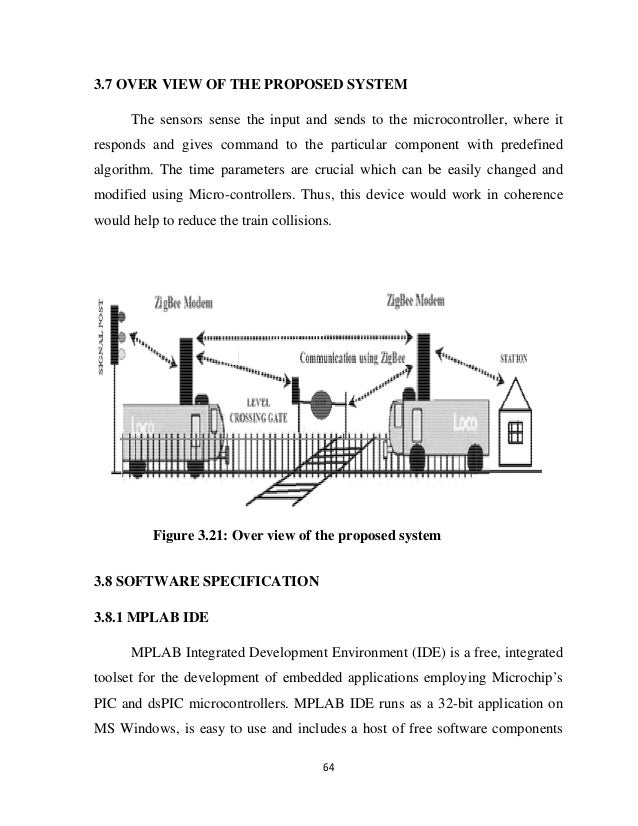 Project report for railway security monotorin system