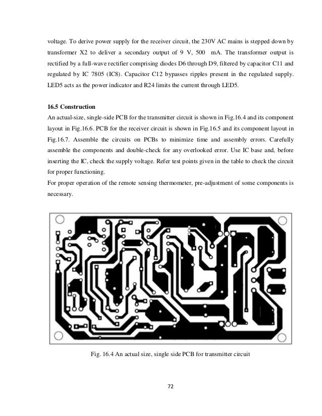 Dorable Pcb Circuits Project Pattern - Electrical Diagram Ideas ...