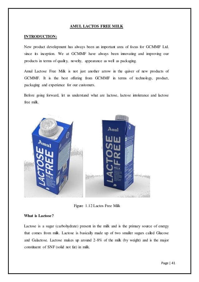 project report on amul icecream Project report amul pdf acknowledgement with immense pleasure,i would like to present this project report for gujarat co- operative milk marketing.