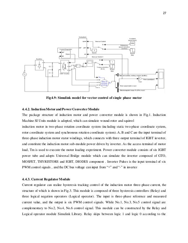 thesis on space vector pwm Speed control of svpwm inverter fed bldc motor drive a thesis submitted in partial fulfilment of the requirements for the degree of master of technology.