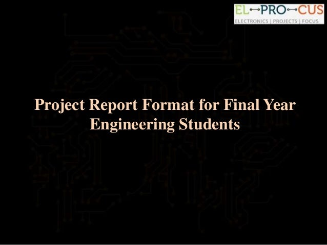 engineering final year project thesis Best final year civil engineering student projects 1 earthquake vibration control using modified frame-shear wall 2 advanced earthquake resistant techniques 3 smart materials 4 causes prevention and repair of cracks in building 5 rehabilitation techniques 6 advanced pavement design 7 sewage treatment plant.