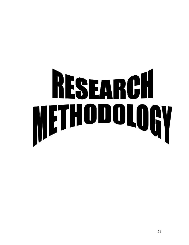 Project report of research methodology on comparative