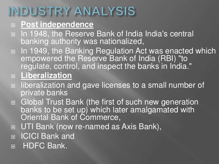 literature review on ratio analysis of hdfc bank
