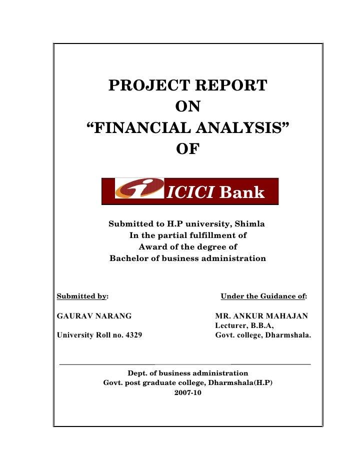 Financial Performance of Bank of Baroda and HDFC Bank